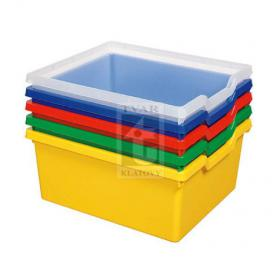 Zásuvka plastová - DOUBLE