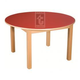Kulatý stůl, průměr 100 cm