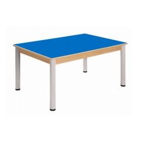Stůl 120 x 80 cm / výškově stavitelné nohy 58 - 76